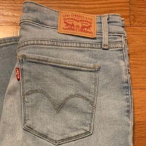 Levi's 712 Slim Jeans Size 28